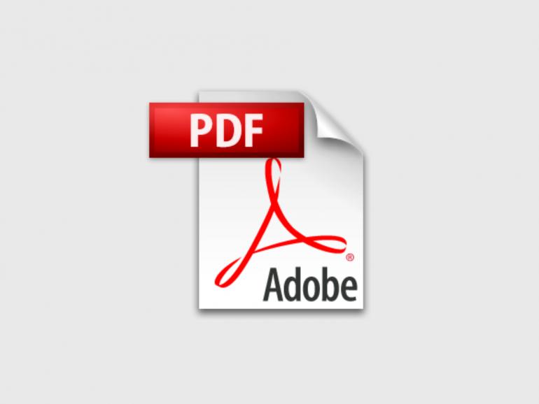 Cos'è il PDF?