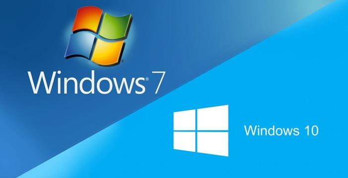 Fine del supporto di Windows 7