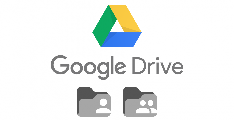 Come spostare cartelle condivise nel mio Google Drive