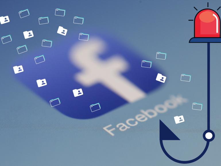 Facebook hackerato: furto di dati di milioni di utenti